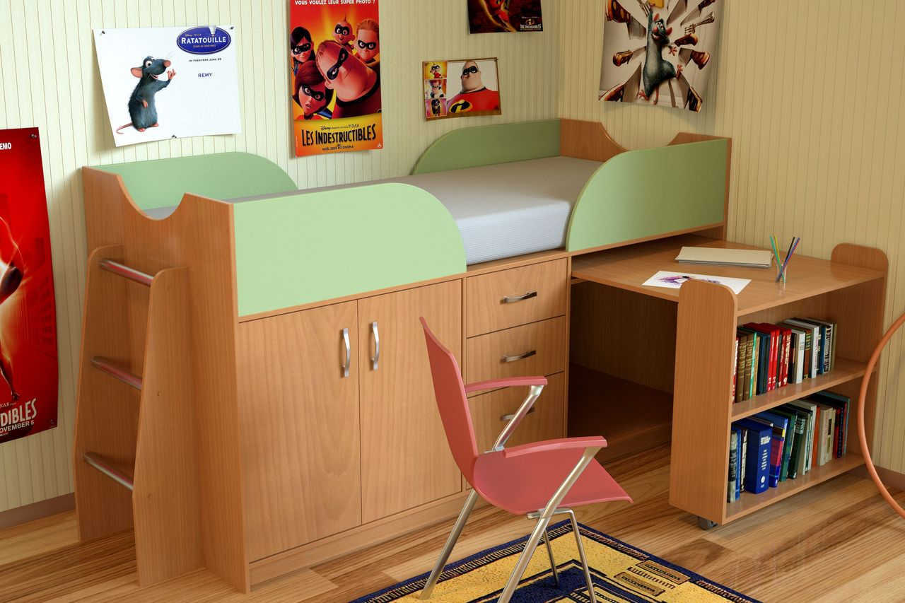 Мебель школьника своими руками
