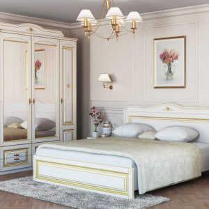 Спальня Агата МДФ