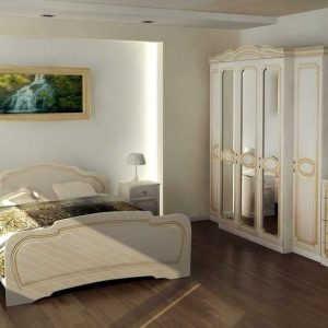 Спальня Алана МДФ
