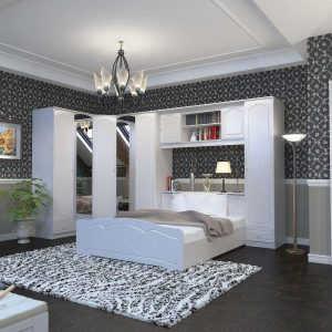 Спальня Бланка МДФ