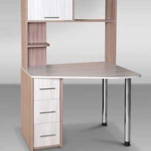 Дешевый компьютерный стол Абсолют-13