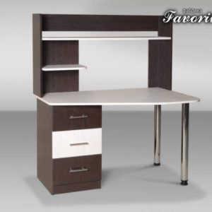 Дешевый компьютерный стол Абсолют-15