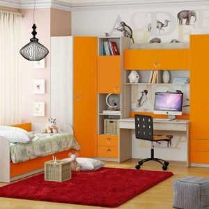 Модульная детская комната Алёнка-1