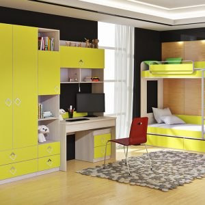 Детская комната Алёнка-3