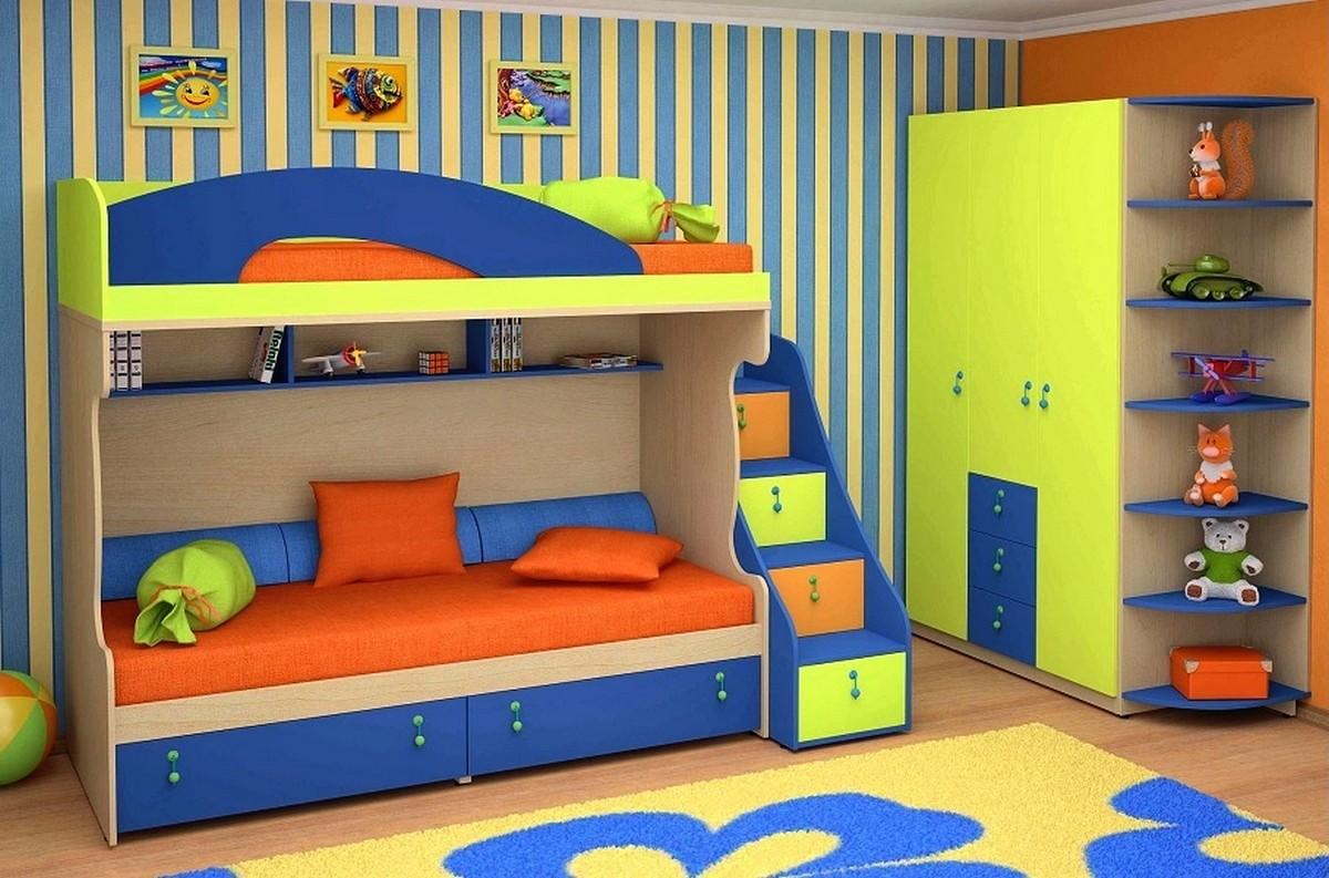 Детская мебель Армани
