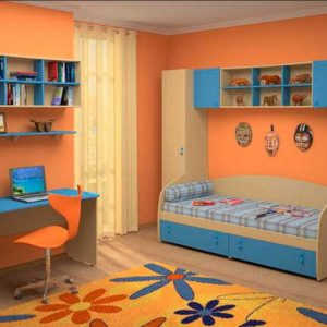 Модульная детская комната Белоснежка-8
