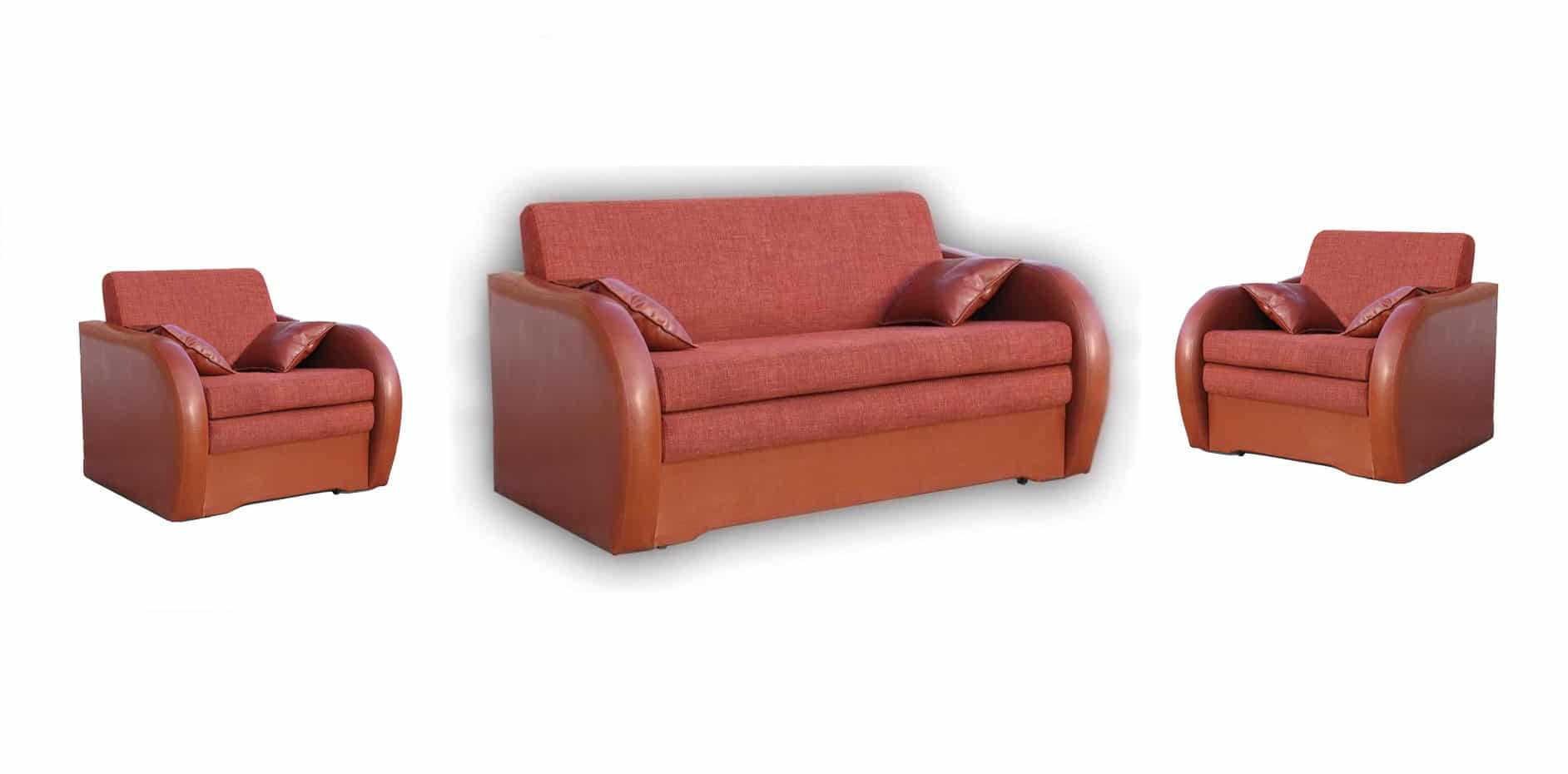 Комплект мягкой мебели Браво-2 (3+1+1)