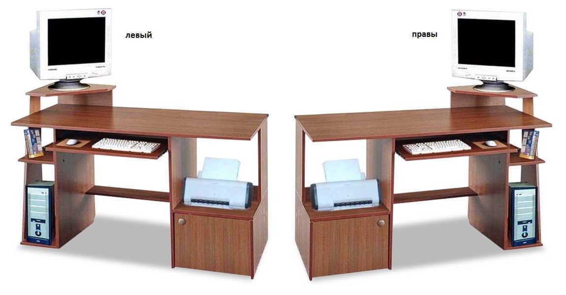Компьютерный стол Григорий-2