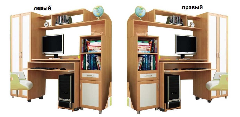 Детская Пятёрочка шкаф слева или справа