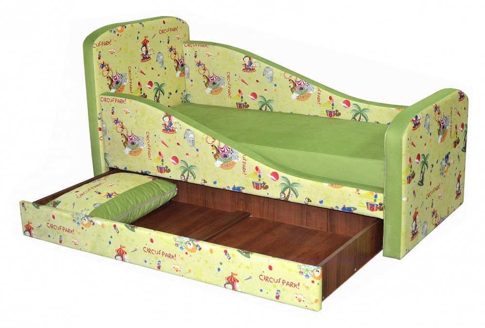 Детская кровать Микка в разборе