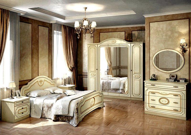 Джоя-2 спальный гарнитур