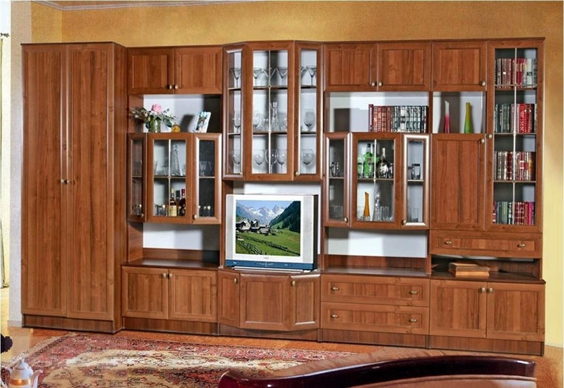 Стенка каприз-5 купить в интернет магазине недорогой мебели .