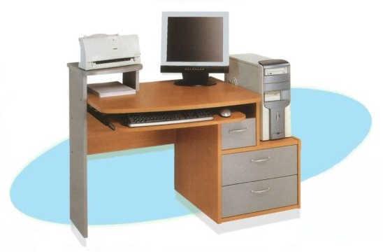 Компьютерный стол КСК-1