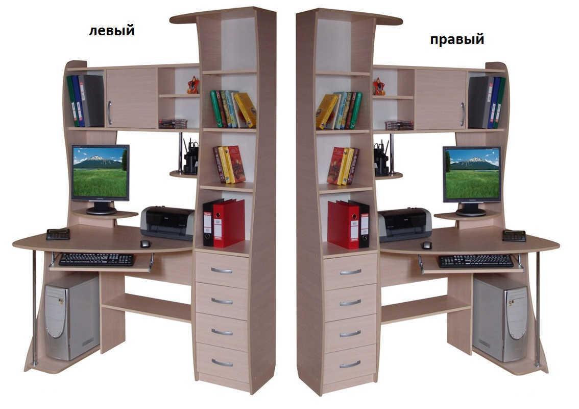 Компьютерный-стол-КС-08
