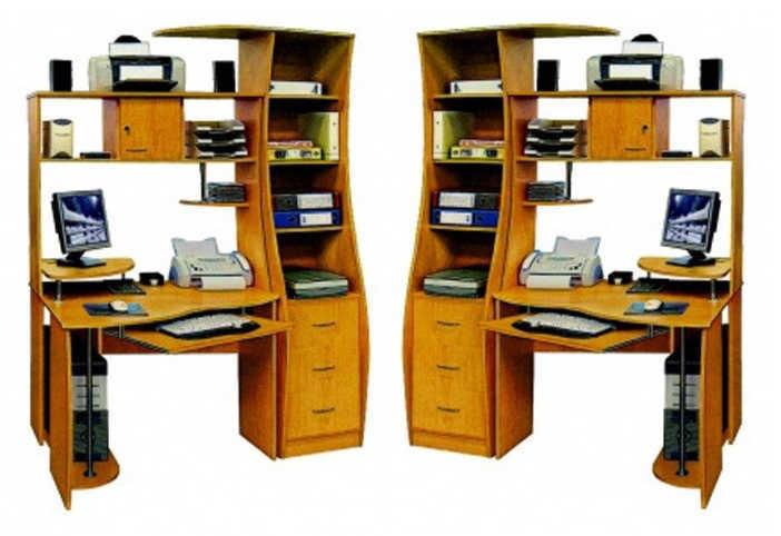 Компьютерный-стол-Корато