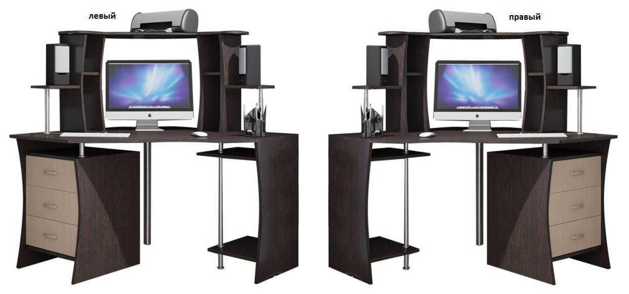Компьютерный-стол-Лидер-стиль