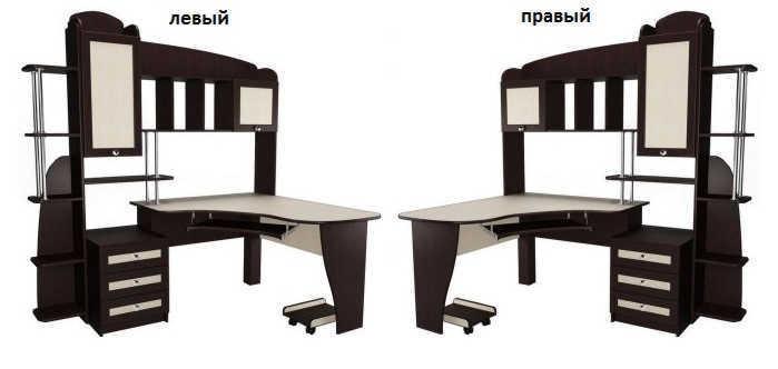 Компьютерный стол Млайн-12