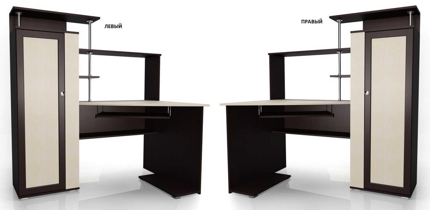 Компьютерный-стол-Млайн-32