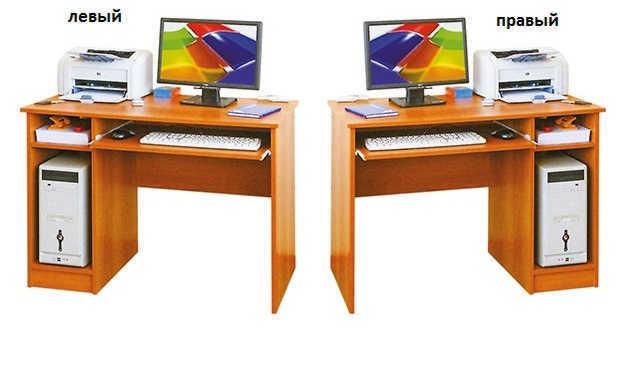 Компьютерный-стол-ПКС-1А