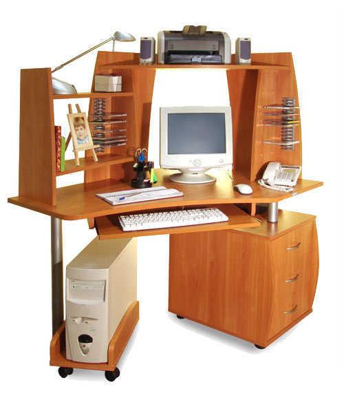 Компьютерный стол ПС 04.21 E