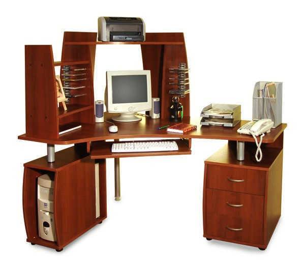 Компьютерный стол ПС 04.61 Е