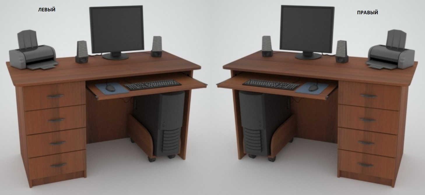 Компьютерный-стол-Поинт-С-1