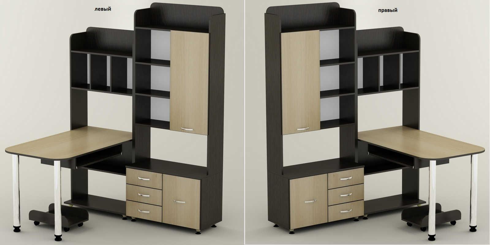 Компьютерный-стол-СКТ-17