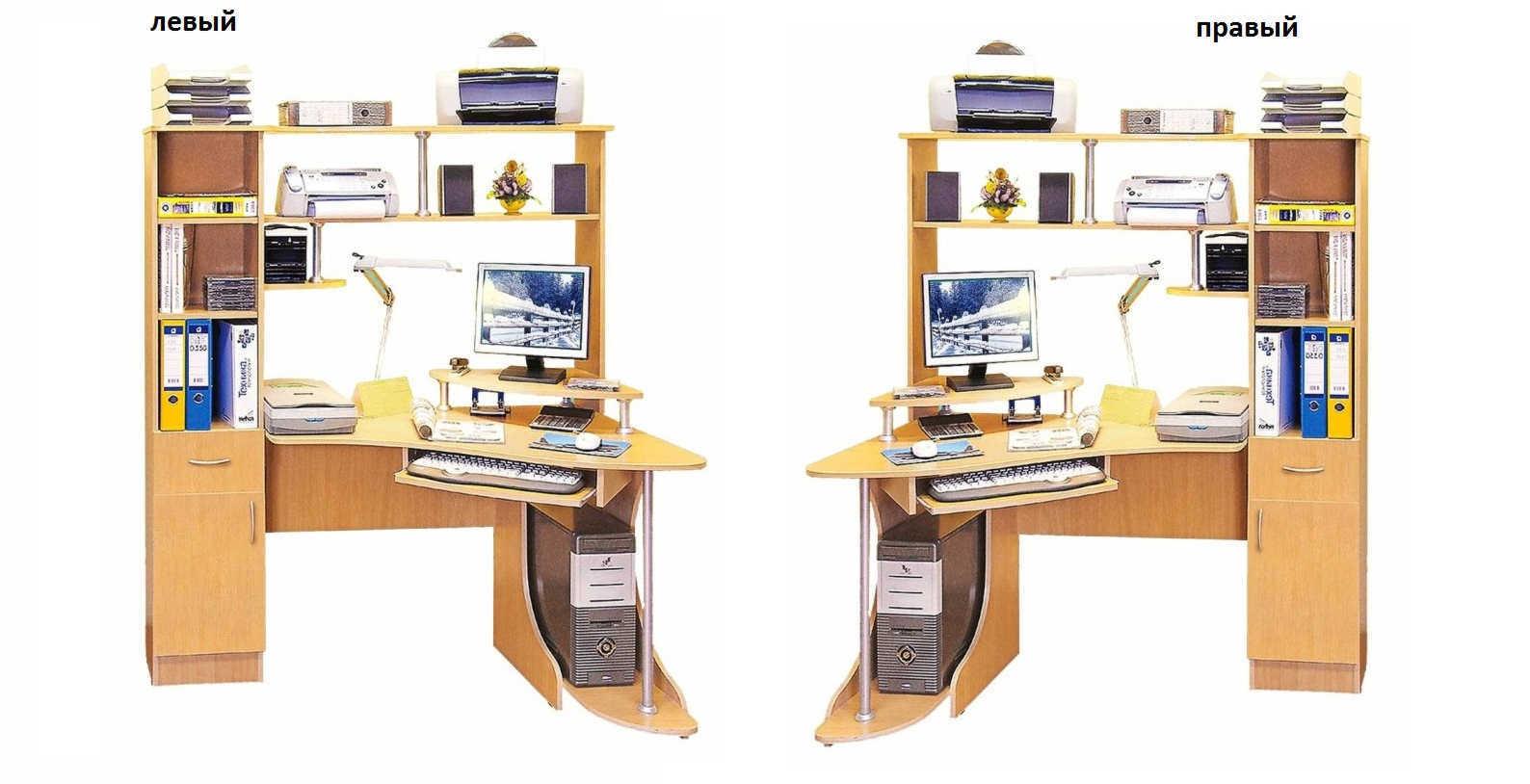 Компьютерный-стол-СК-3-Грос