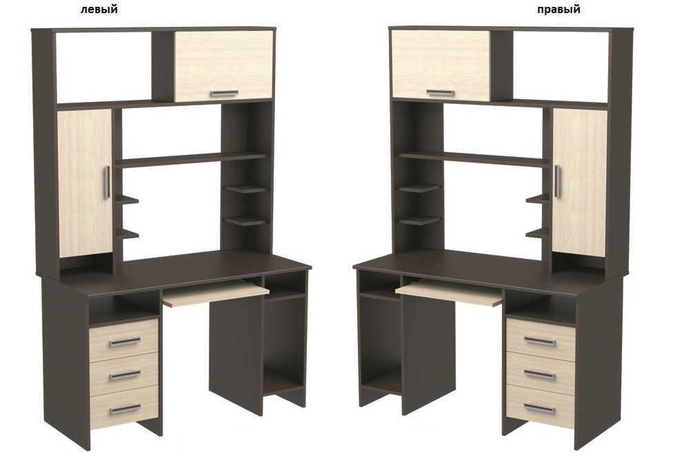 Компьютерный-стол-СК-4ПСК-4Б