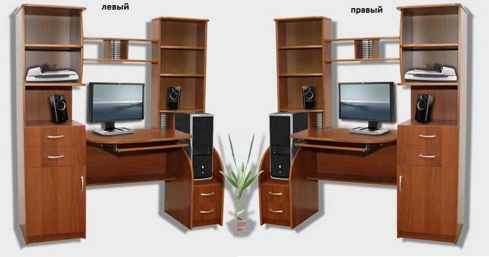 Компьютерный стол СК-5 (Грос)