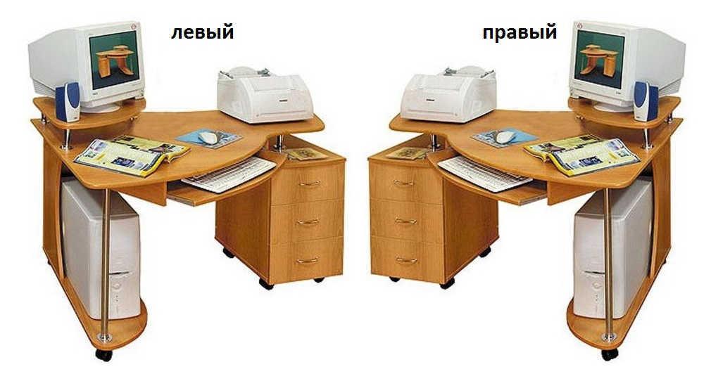 Компьютерный стол Скио