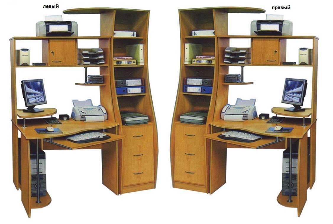 Компьютерный-стол-Уют