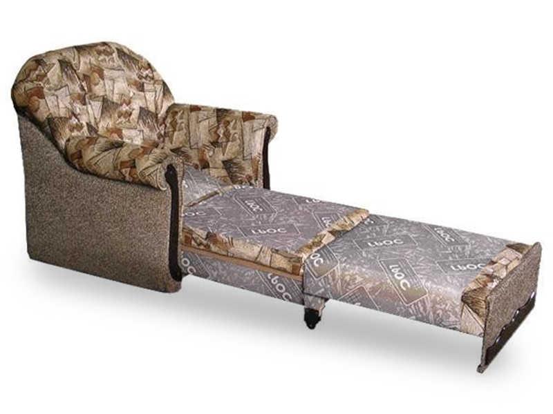 Кресло-кровать Сантана в разборе