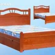 Кровать Любимая с ящиками