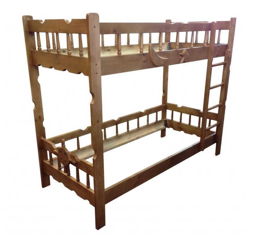 Кровать-Штиль-2-х-ярусная