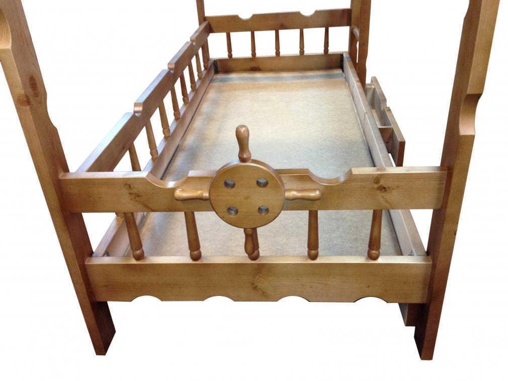 Кровать Штиль нижний ярус