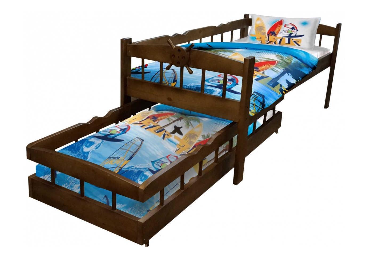 Кровать Крузенштерн (детская)