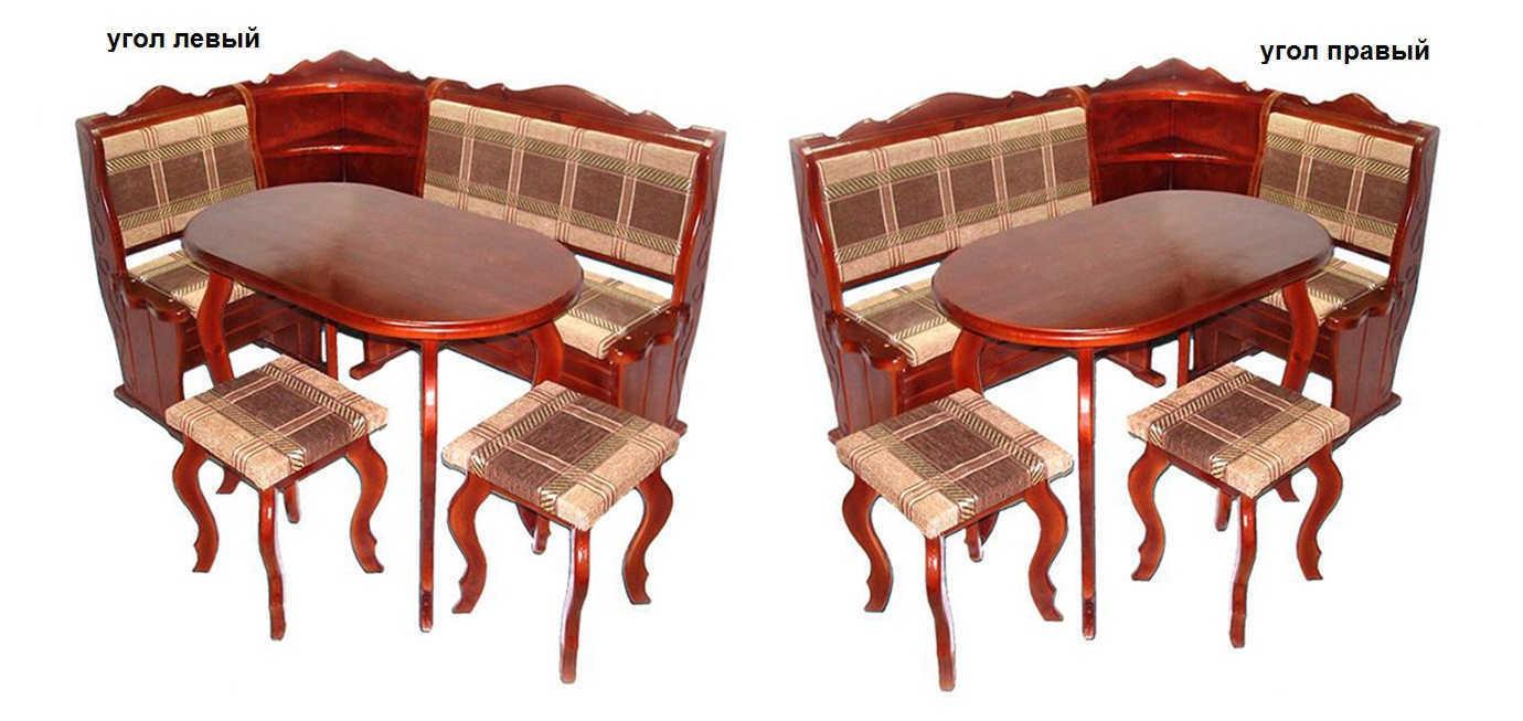 7c644856cb2d Кухонный уголок Престиж купить в интернет магазине недорогой мебели ...