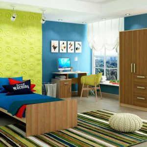 Модульная детская комната Лёва-2