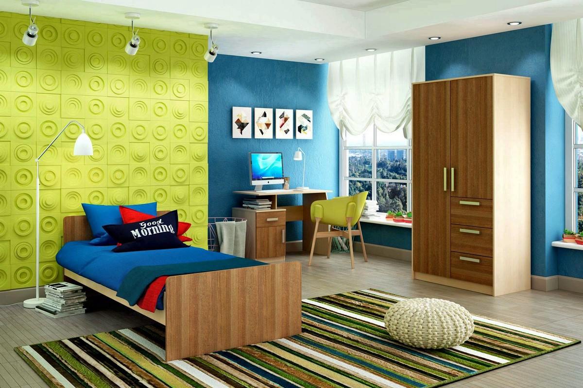 Детская комната Лёва-2