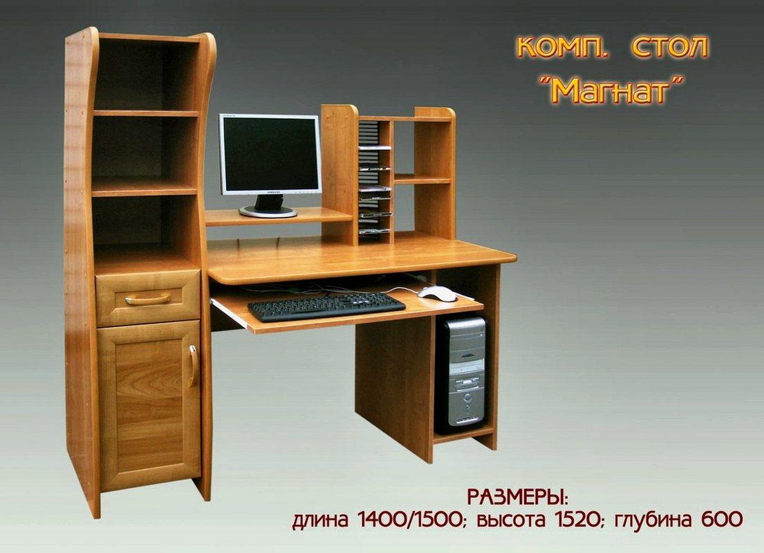 Компьютерный стол Магнат