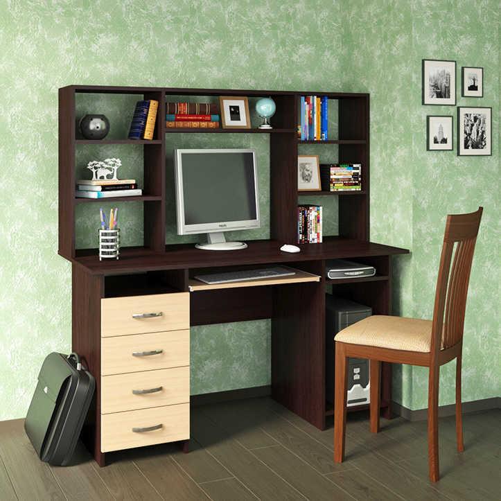 Компьютерный стол Милан-6 П