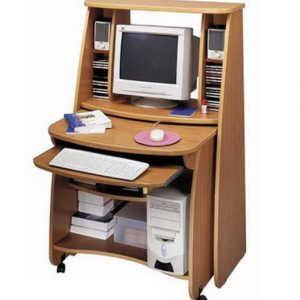 Выкатной компьютерный стол НКМ-2