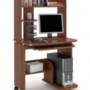Выкатной компьютерный стол НСС-13
