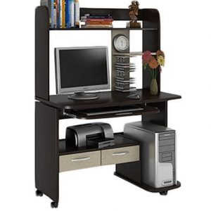 Выкатной компьютерный стол НСС-14