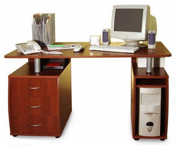 Компьютерный стол ПС 04.00 A