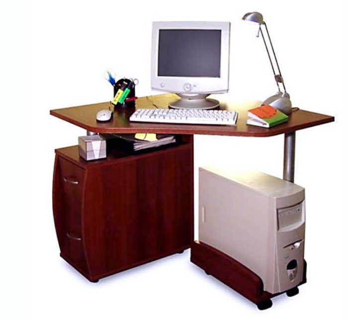 Компьютерный стол ПС 04.09 А+ПБ 01.00