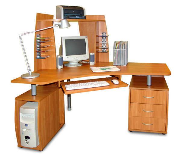 Компьютерный стол ПС 04.16 С