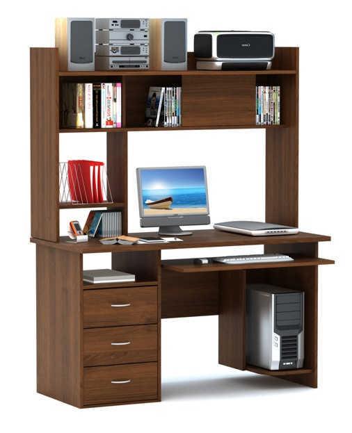 Компьютерный стол ПС 05.13+ВС 133