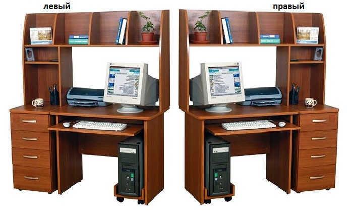 Компьютерный стол Пентиум-4
